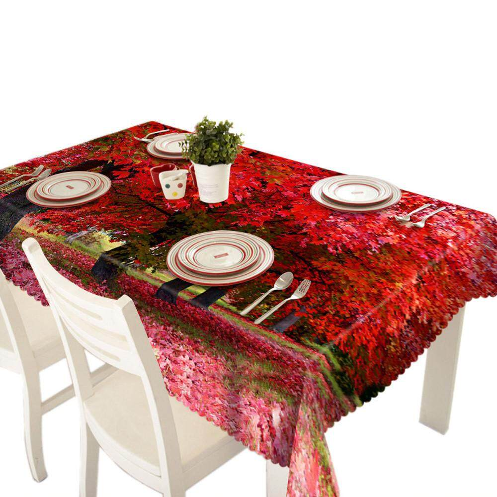 Buy Sell Cheapest Zb Multi Best Quality Product Deals Indonesian Fossil Rachel Tote Pink 6818664 Dining Functional Table Cloth For Party Picnic G