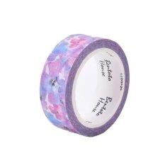 Mua Diy Floral Washi Sticker Decor Roll Paper Masking Adhesive Tape Crafts
