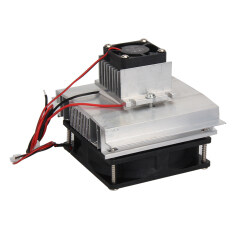 DIY Thermoelectric Peltier Refrigeration Cooling System Kit Cooler Malaysia