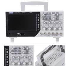 DSO4104B New Digital Oscilloscope Storage Bench Type 4CH 64K 1GS/s 80MHz Bandwidth