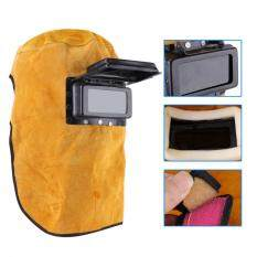 Durable High Quality Heat Resistant Breathable Welding Helmet Protection Mask with Lens