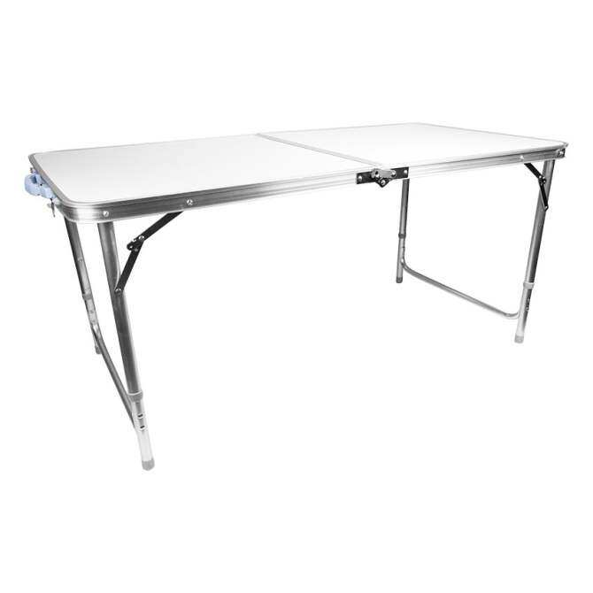 Easy Folding Table White