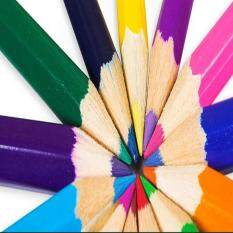 Mua Eco-friendly Art Coloured Pencils Oily Drawing Pencils for Kids & Adults Lead Color:36 colors