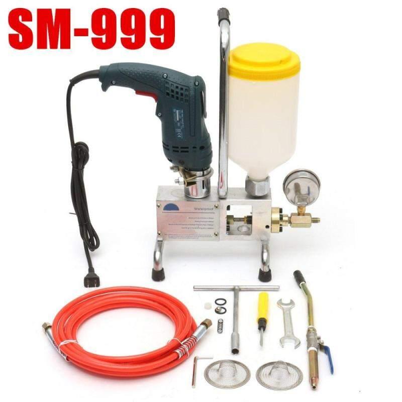 Electric Epoxy Injection Piston Pump Polyurethane Foam Grouting Steel Machine  ()
