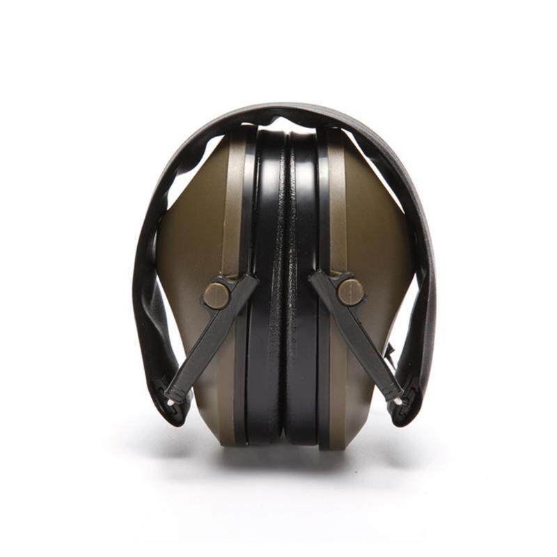 EOZY Anti-noise Impact Sport Hunting Electronic Tactical Earmuff Shooting Ear Protectors Hearing Protection Earmuffs (Army Green)