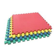 Eva Foam Floor Mat / Gym Mat 63cm x 63cm x 11mm (4pcs)