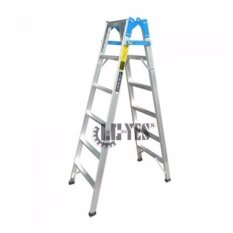 Everlas High Quality  10 Step Dual Purpose Aluminium Ladder - Silver
