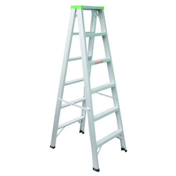 Everlas DS05 Double Sided Aluminium Ladder 5 Step 1201MM (3.94)