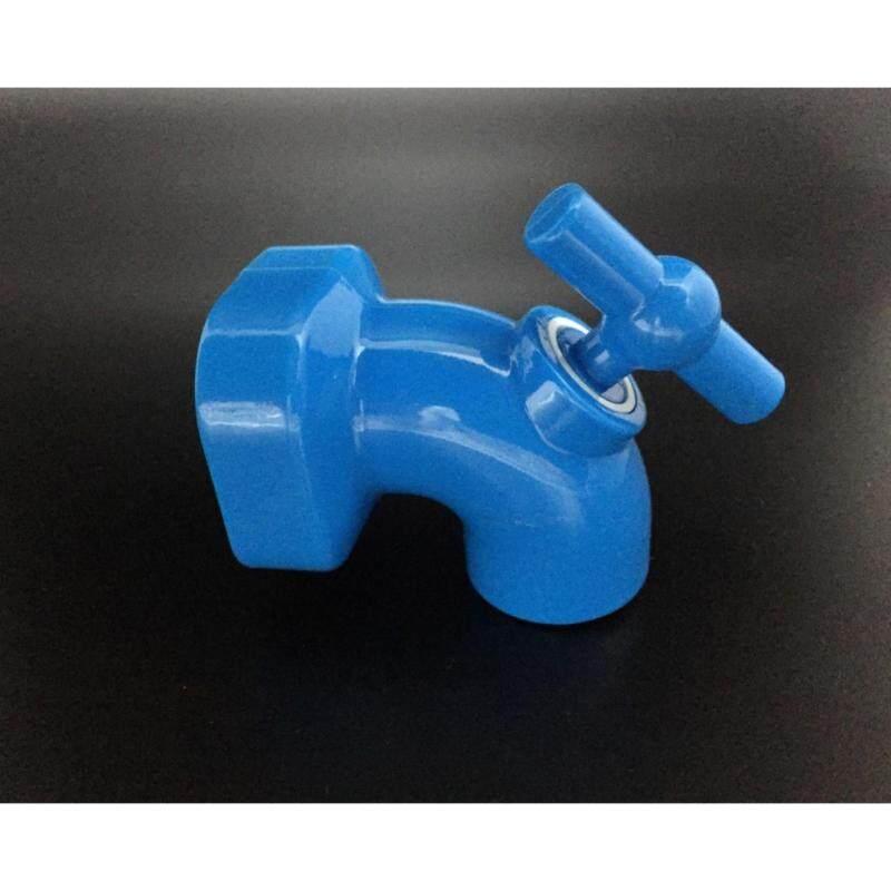 Faucet Design Magnet Key Holder and Wall Hanger (Blue)