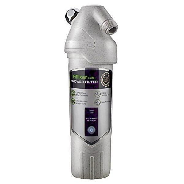 Fillixar 13,000 Gallons Shower Filter, Removes Over 99% of Chlorine Shower Head Filter, Shower Water Filter, Showerhead Filter, Shower Head Water Filter with Replacement Indicator - intl