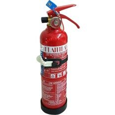 Flammart 1kg ABC Dry Powder Fire Extinguisher (SIRIM Certified)