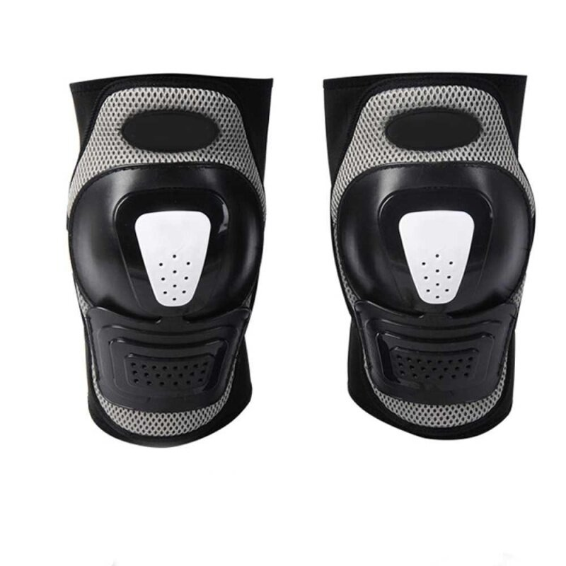 Flexble One Pair Strong RC Cycling Skate Bicycle Knee Pads Protective Gears