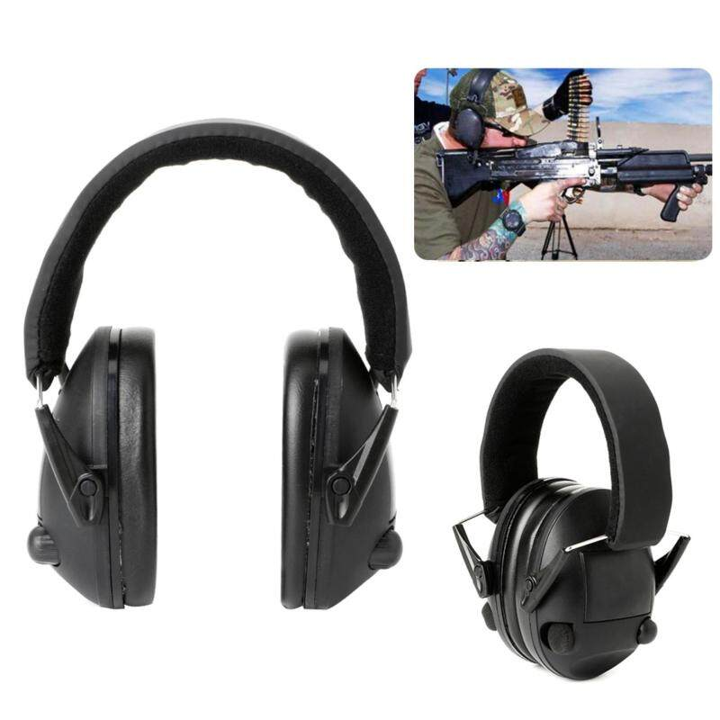 Best Selling Foldable Hearing Protection Ear Muffs Noise Cancelling Earmuff  Sports