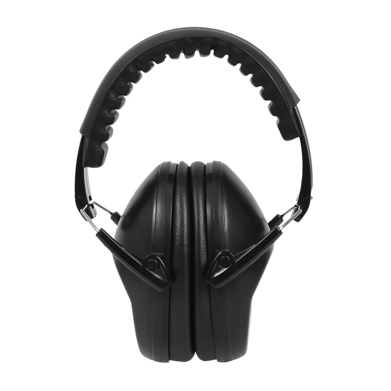 Foldable Padded Ear Muffs NRR 20dB for Industrial Photographer Hearing Protection Studio Noise Reduction Soundproof Gear