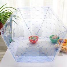 Food Umbrella Cover Picnic Barbecue Party Prevent Fly Mosquito Net Tent Malaysia