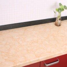 FRD Imitation Marble Wall Stickers Waterproof Desktop Wardrobe Cabinetfurniture Refurbished Wallpaper Self-Adhesive Kitchen Anti-Oilstickers