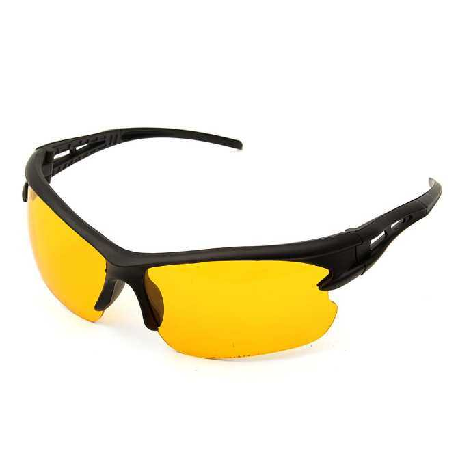FREE SHIPPING 2PCS SAFETY GLASSES TRANSPARENT PROTECTIVE GLASSES WORK SAFETY GLASSES WIND AND DUST GOGGLES ANTI FOG MEDICAL YELLOW INTL ✓