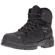 [From.USA]Wolverine Mens Legend 6 Inch Waterproof Comp Toe Work Shoe, Black, 10 M US B019T9EWHY