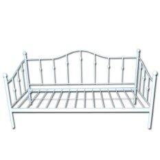 Furniturerun Kayla Metal DayBed (White)