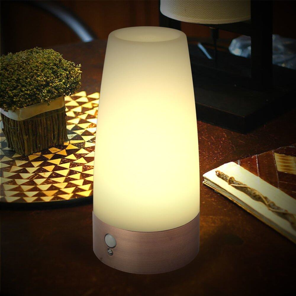 Lampshade For Sale Lampshades Prices Brands Review In Night Lamp With Alarm Iberl Wireless Pir Motion Auto Sensor Battery Operated Led Warm White Light Bedroom Table