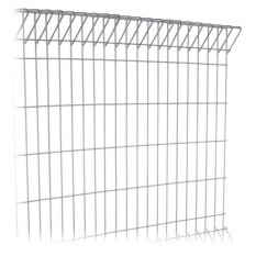 Galfan coated Roll Top Fence 1800mm(H) x 2400mm(W)
