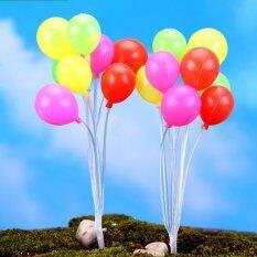 Mecola Garden Ornament Miniature Balloon Round
