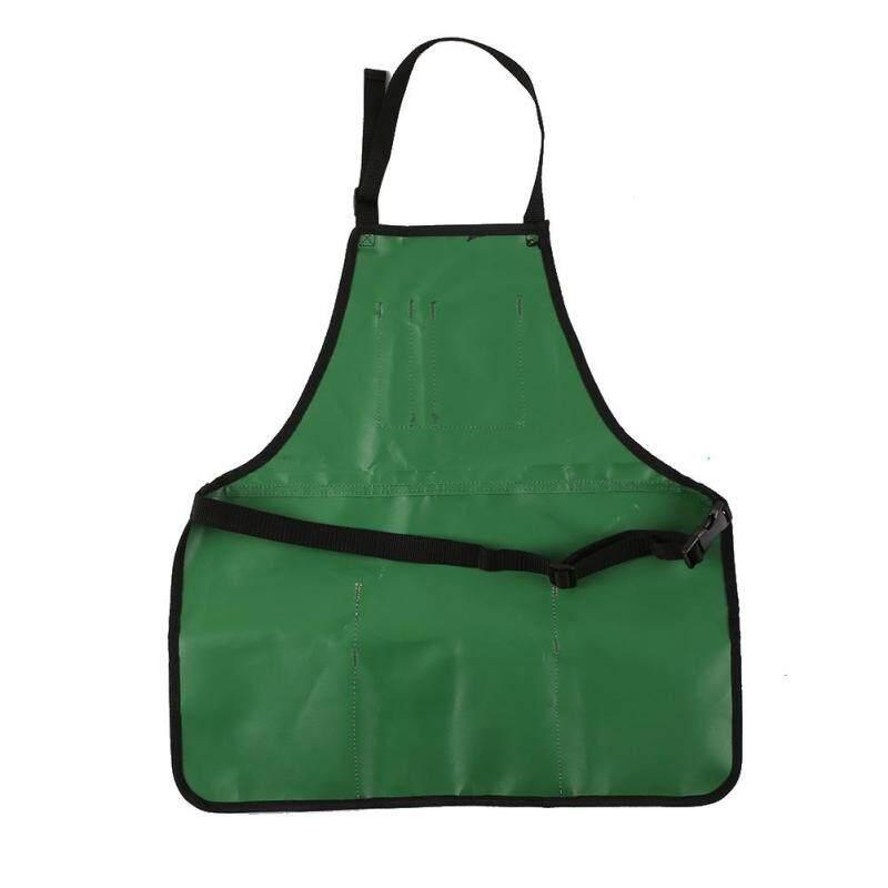 Gardener Storage Apron With/Pockets Multi Bag Garden Planting Tools Waterproof