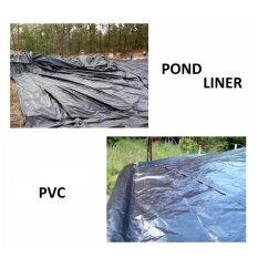 Geomembrane impermeable membrane reservoir / lotus pool / pond impermeable membrane waterproofing membrane aquaculture ponds dedicated film 3.0m X 2.5m