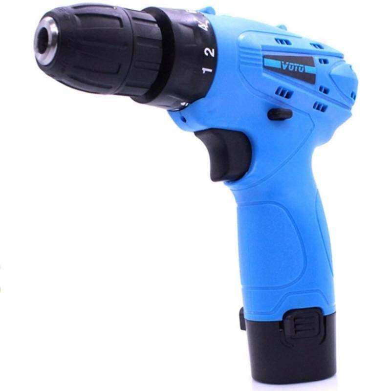How To Buy Germany Voto East Tools 12V Cordless Drill Electric Screwdriver Intl