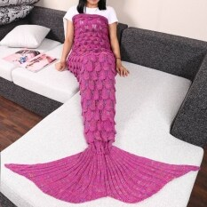 THB 744. Catwalk Mermaid Tail Fish Scale Blanket 88 x ...