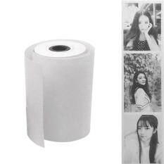 Mua GOFT 1 Roll Coreless Heat-sensitive Paper Canvas Mobile Pos Machine Paper 57x30mm NoT glue