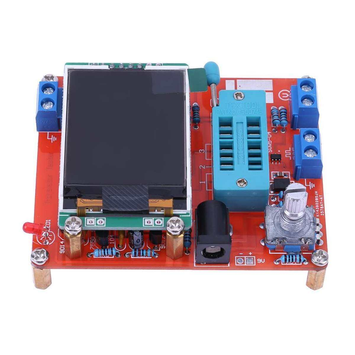 GM328 Transistor Tester Frequency Measurement Instrument PWM Square Wave