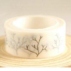Mua Gold Foil Printing For Christmas Set Japanese Washi Paper Tape 15mmX5m o 003Silver