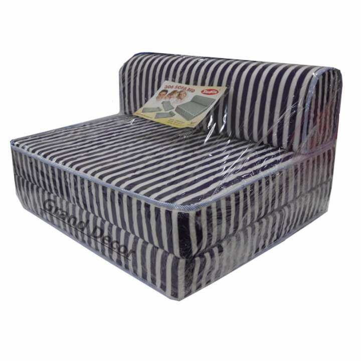 GRAND DECOR Style Mattress - Quality Sofa Bed with Quilted ...