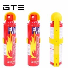 Gte Set Of 3 Portable Mini Fire Extinguisher Automotive Car And Home Dual Use 500ml - Fulfilled By Gte Shop By Gte Shop.