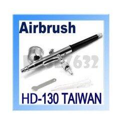 HD-130 Airbrush Spray Gun 0.3mm Needle Nail Art Tool Air Brush 1210.1