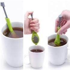 กาแฟเพื่อสุขภาพที่กรองชาตัวกรองชาตัวกรองผลักออกเครื่องมือ.