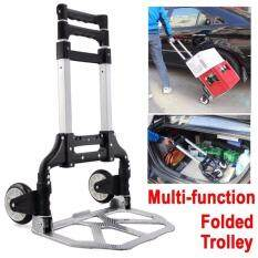 Heavy Duty Foldable Hand Trolley 105 capacity 80kg