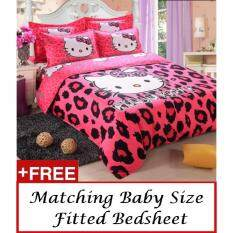 Hello Kitty Quilt Cover Temptation