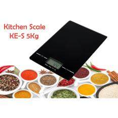 High Precision Electronic Multifunction Digital Kitchen Food Scale By Budgetonline.