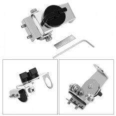 High Quality Mini Mobile Antenna Bracket Stainless Steel Mount for Car Radio Transceiver Kits