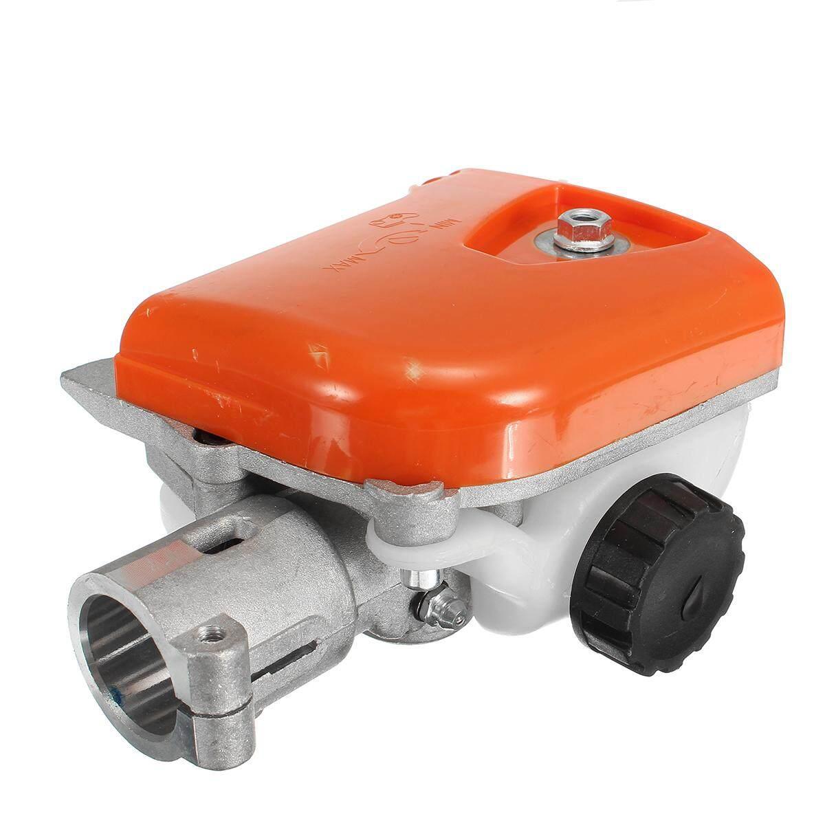 Kualitas Tinggi Universal Gergaji Mesin Perlengkapan Kepala Gearbox untuk 28 Mm 9 Spline Tiang-Internasional