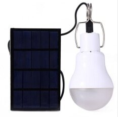 Home Portable Solar LED Rechargeable Light Outdoor Lighting Camp Tent Emergency Mobile Camping Portable Light