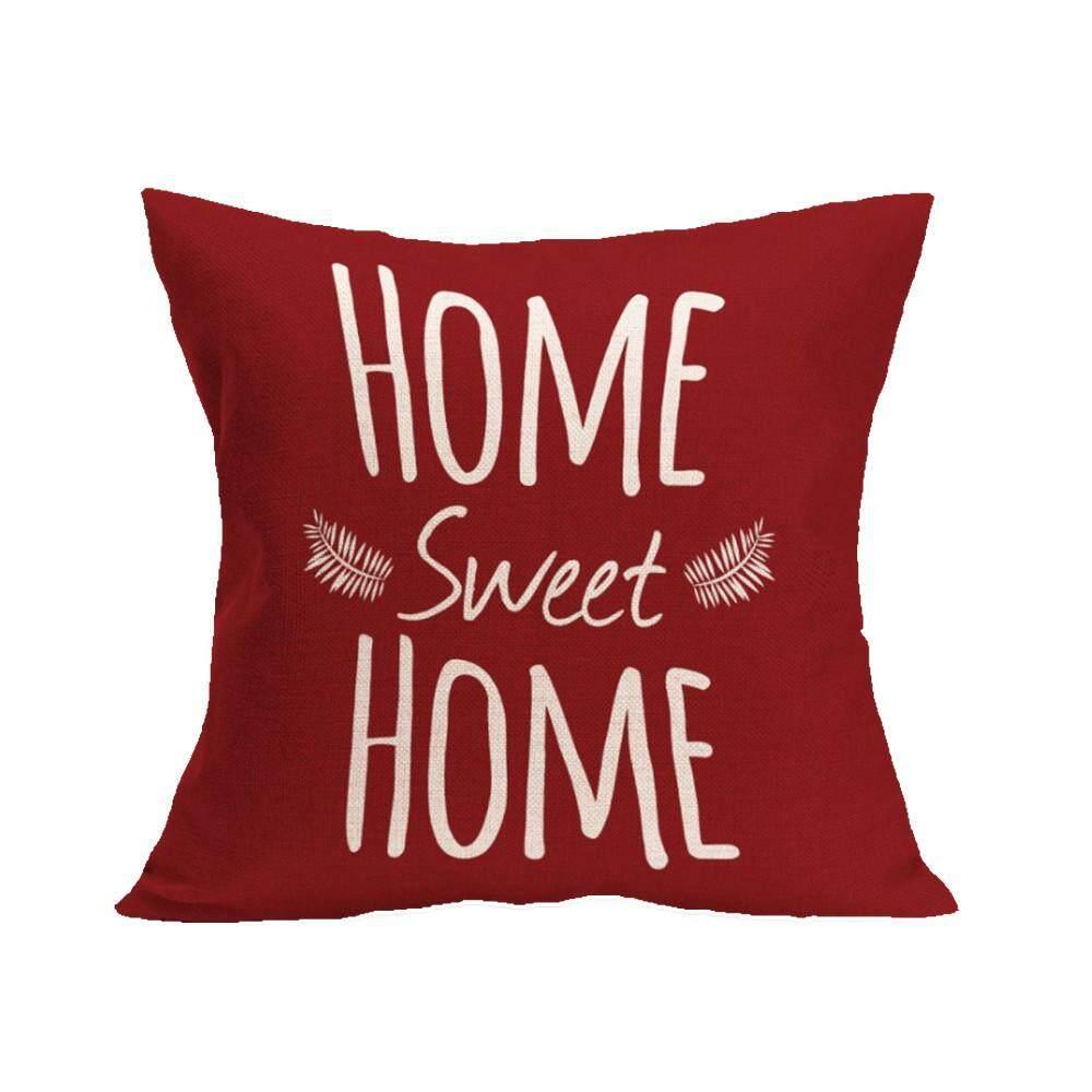 Hình ảnh NHÀ XINH HOME Sofa Giường Nhà Trang Trí Lễ Hội Gối-qt