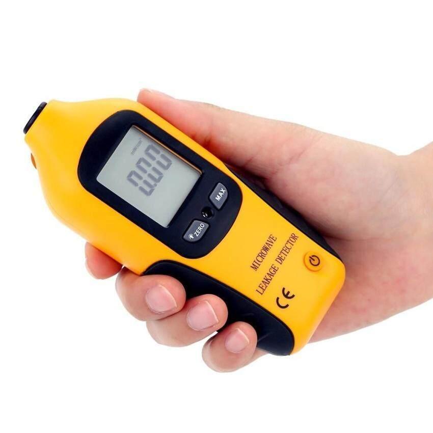 Penjualan Terlaris LCD Digital Portabel Lampu Latar Microwave Kebocoran Detektor Radiasi Tester Meteran Gas Oven Detektor Kebocoran/Alarm &-Intl