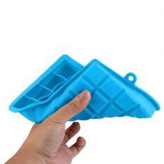 Hot Silicone Freeze Mold Bar Pudding Jelly Chocolate Maker Mold 24 Ice Cube