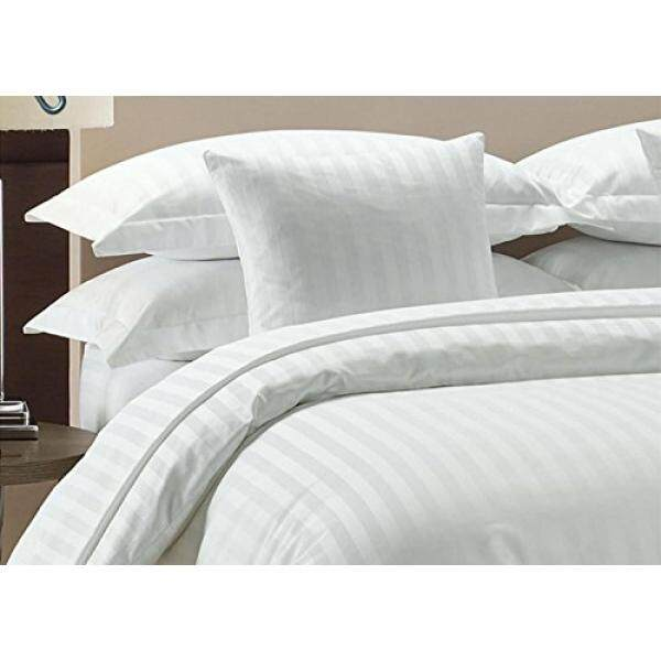 Purchase Hotel Quality 800 Thread Count 3Pc Duvet Cover Set Damask Striped Super King Egyptian Cotton Expedited Shipping Intl Online