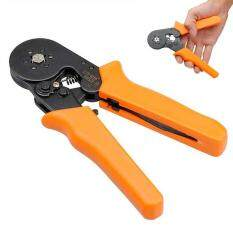 HSC8 6-6 Mini-type Self-adjustable Crimping Plier