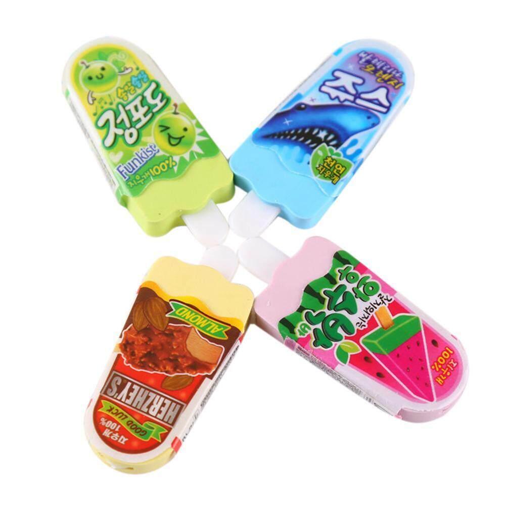 Mua Ice-lolly Novelty Rubber School Supply Stationery Kids Random Color Eraser - intl