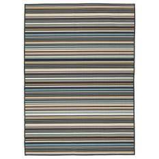 Ikea 303 194 74 Karbak Modern Art Lines Of Colourful Rug Carpet 133x195 Cm